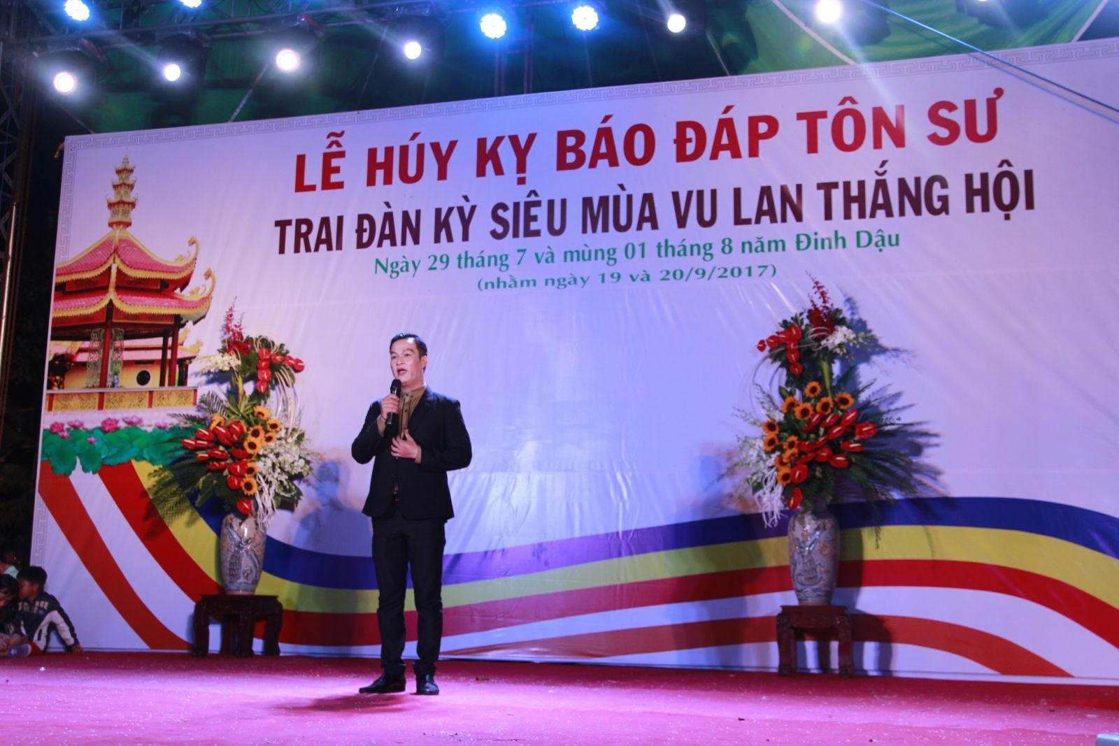 Ca sĩ Anh Tuấn